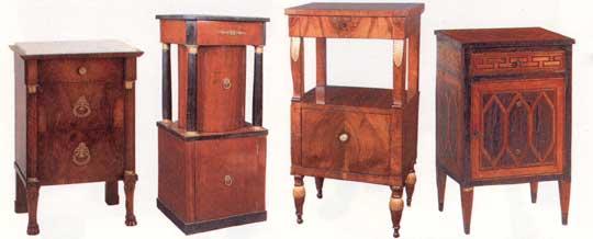 Tutto mobili la rubrica dell 39 antiquariato - Riconoscere mobili antichi ...